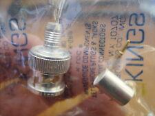 Kings  BNC  Crimp plugs for RG302,  U.S. make U.S. shipper