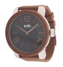 EDC Esprit Damen Armbanduhr Bold Maverick-Tabacco Brown Braun EE101191003