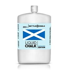 BattleChalk 250ML Scotland Liquid Chalk Rock Climbing Gymnastic Gym Fitness WOD