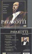 CD--LUCIANO PAVAROTTI--RARE GEMS
