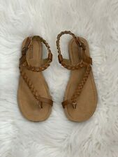 Kenneth Cole Reaction Braided Sandals Women's Size 6