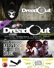 DreadOut + Soundtrack & Manga DLC + Keepers of The Dark PC Digital STEAM KEY