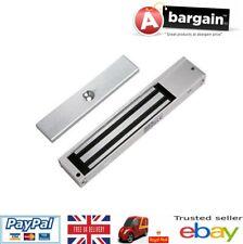 Slimline Magnetic MAG Lock, 272kg Force, Dual 12v or 24v, Access Control System
