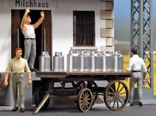 Busch 10262 20 Milk Churns for 0 Gauge Dioramas Scenics Model Rail
