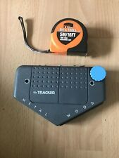 "diy tools ""The Tracker""-wood/metal & 5M Measure Tape workshop equipment"