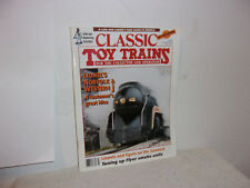 """CLASSIC TOY TRAINS MAGAZINE.""""LIONEL'S NORFORK & WESTERN""""...MAY.1994"""