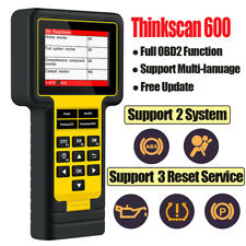 LAUNCH Automotive OBD2 Scanner ABS SRS OIL EPB TPMS Reset Diagnostic Scan Tool
