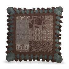 Croscill Galleria Brown Fashion Pillow