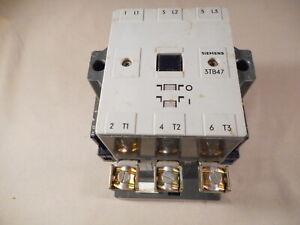SIEMENS  3TB4714-0AC8 contactor (NOS)