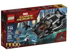 LEGO 76100 Marvel Super Heroes Black Panther Royal Talon Fighter Attack