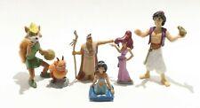 Lot of Vintage Disney Figures Pvc Robin Hood Aladdin Hercules Pocahontas