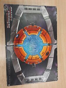 Transformers 25th Anniversary Matrix of Leadership Edition Complete Series DVD