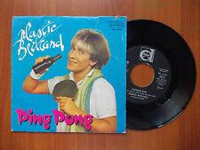 """LP 45 7"""" PLASTIC BERTRAND - Ping Pong"""