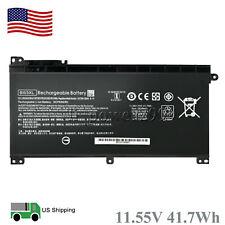 Bi03Xl Battery for Hp Pavilion X360 13-u000 Stream 14-ax000 Hstnn-Ub6W