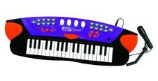Electric Keyboard with Mic Toy