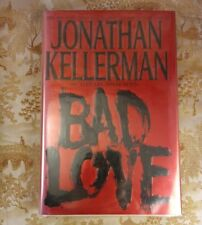Alex Delaware: Bad Love No. 8 by Jonathan Kellerman (1994, Hardcover) First ED.