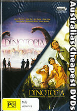 Dinotopia (COMPLETE SERIES, 6 DISCS)  DVD NEW, FREE POST IN AUSTRALIA REGION ALL