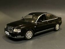 1998 / 2005 Audi A6 Sedan C5 Black 1/18 Dealer Exclusive ! HTF