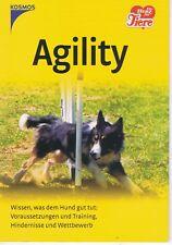 Agility Taschenbuch Kosmos Verlag  Ungelesen Ein Herz für Tiere
