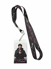 ABC Once Upon a time Captain HOOK Lanyard ID Card Pin Holder Neck Strap Disney