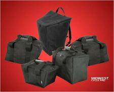 NEW! 5 pc set - 2 Saddlebag Liners & 3 Piece Trunk Liner Set - Can Am Spyder RT