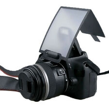 Universal Soft Screen Pop-Up Flash Diffuser For Nikon Canon Pentax Olympus 1Ksd
