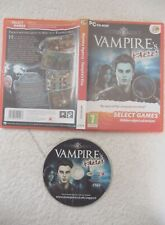 22605 - Mystery Agency Vampire's Kiss - PC (2012) Windows 7 2783A