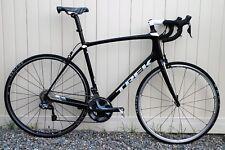 Trek Domane SL carbon fiber road bike 60cm XL Shimano Ultegra Di2 IsoSpeed