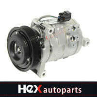 A/C Compressor and Clutch Fits Cadillac CTS 3.2L V6 2003-2004