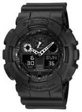 Relojes de pulsera de acero inoxidable de resina de día y fecha