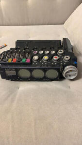AATON Cantar X1 Professional Field Recorder only with SSD  #299 update 2.44