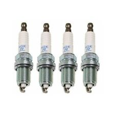Set of 4 NGK Laser Platinum Spark Plugs PZFR5F11 Fits: Honda CR-V Acura Integra
