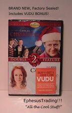Hallmark Holiday Collection 2 Double Cancel Christmas Magic Countdown DVD NEW!
