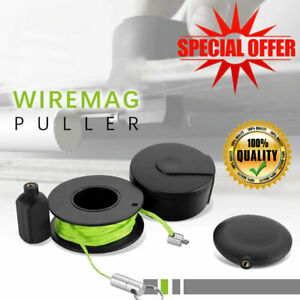 Magnetic Threader Professional WireMag Puller Wire Cable Running Device