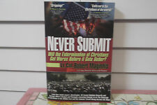 Never Submit by Lt. Col. Robert Maginnis NEW