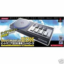beatmania II 2 DX controller PS2 Import Japan