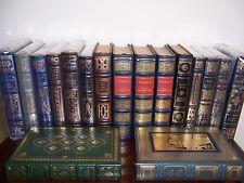 Franklin Library Oxford WORLD'S GREAT BOOKS complete in 50 vols -rare