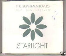 (J17) The Supermen Lovers, Starlight - DJ CD