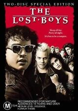 The Lost Boys (DVD, 2 Discs) Special Edition - Region 4 - Very Good Condition