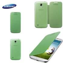 GENUINE Samsung Galaxy S4 MINI Original Flip Cover Case | Green EF-FI919BGEGWW