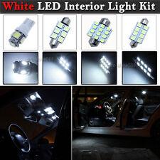 Newest LED Car Interior Light Bulb Package Kit For 2006-2012 VOLVO C 30 -- White