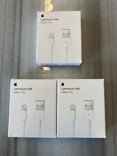 Genuine Original Charger For Apple iPhone USB Lightening Cable OEM 5 6 7 8 X 11