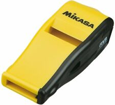 MIKASA Official Volleyball Whistle Beat Master No Cork yellow/black Japan F/S