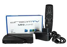 DreamTV Mini Ultra HD Android 9.0 Iptv Banderole Stalker Boîte TV 4K 60f m3u