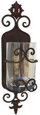 Wandkerzenhalter Windlicht Teelichthalter Shabby Chic Landhaus Antikstil Vintage