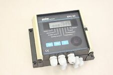 SCHLUMBERGER Actaris EPU 50 Gas Zähler gaszähler Uhr Datensammler EPU50