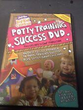 Pull-ups Potty taining success (DVD)