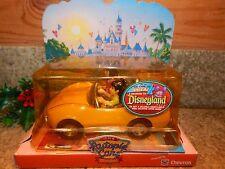 "The Autopia Cars 2000 ""CLASSIC"" Yellow Disneyland Chevron NIB *SEALED*"