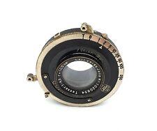Carl Zeiss compur shutter lens - Jena Tessar 1:4,5 - 10.5cm