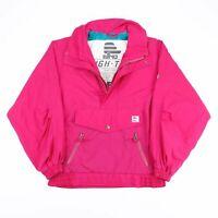 ELHO Gore-Tex Pink 00s Nylon Casual Outdoor Jacket Womens XS
